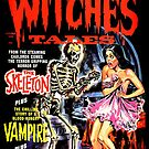 Vintage Horror Comic by adamcampen
