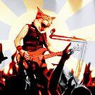 Pussy Cat ROCK by adamcampen