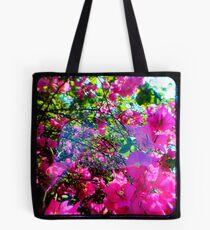 Pink Divine Tote Bag