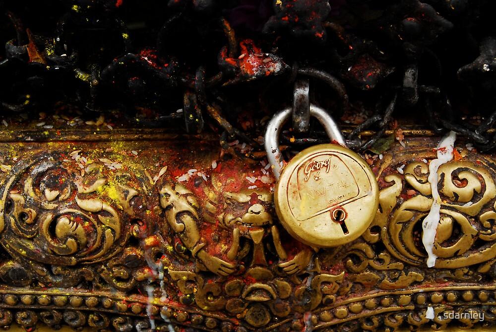 Wax + Lock by sdarnley
