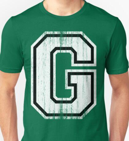 Big Varsity Letter G T-Shirt