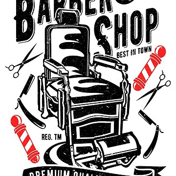 Barber Shop by hurlz