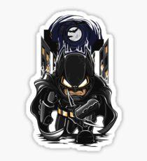 Dark Night Watcher Sticker