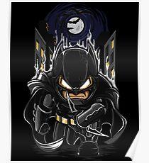 Dark Night Watcher Poster