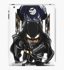 Dark Night Watcher iPad Case/Skin