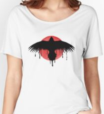 Life is strange - Before the storm - Chloe - Crow shirt Women's Relaxed Fit T-Shirt