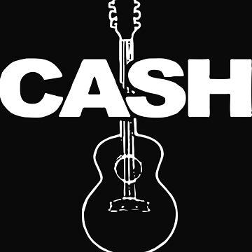 johnny cash by heroslatan