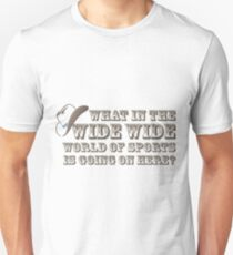 Wide Wide World of Sports T-Shirt