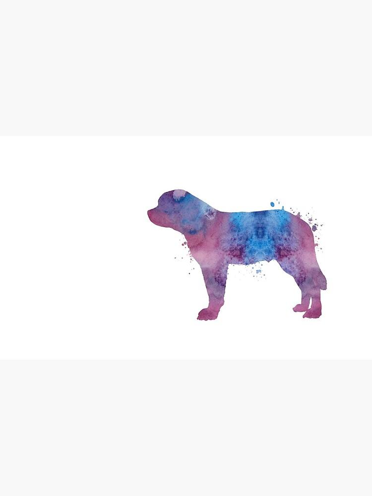 Bernhardiner (Hund) von TheJollyMarten