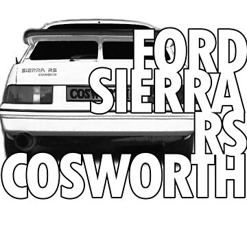 Ford Sierra RS Cosworth  by neclothing