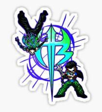 Jeff Hardy Sticker
