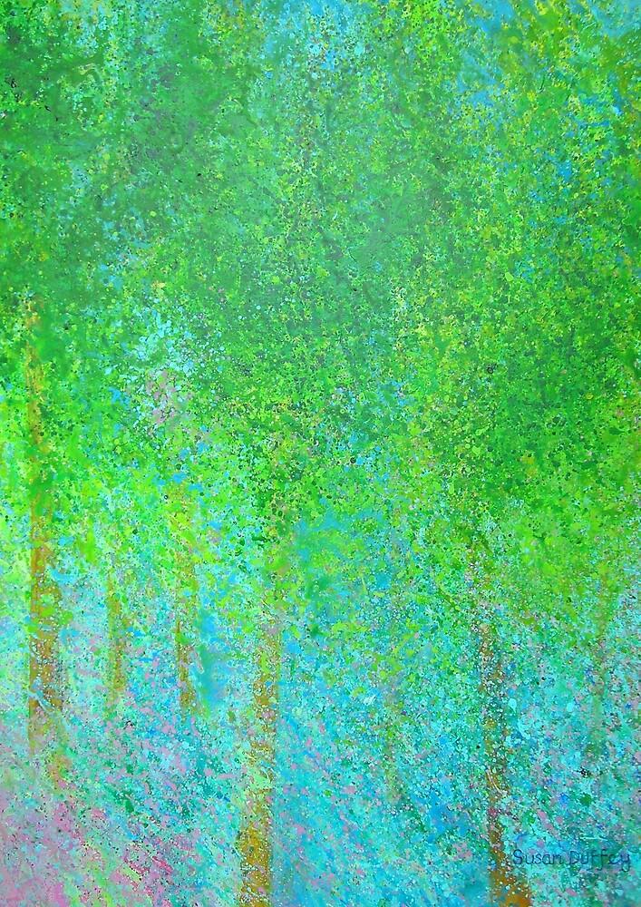Summer Trees by Susan Scott