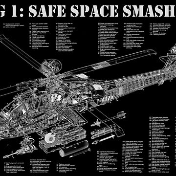 Safe Space Smasher by C4Designs