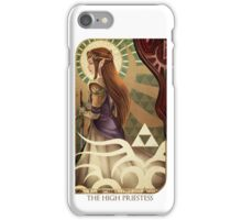 The High Priestess - Zelda Tarot iPhone Case/Skin