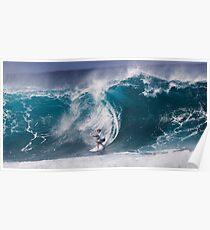 Pipeline Surfer 10 Poster