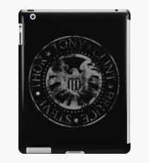 Hey Ho, Let's Assemble!! (Alternative Design) iPad Case/Skin