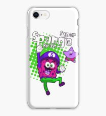 Super Sponge and The Star Man Stories iPhone Case/Skin
