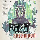 Robot of Sherwood by Stuart Manning