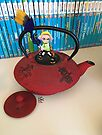 « Inkling in real teapot » par E-Maniak
