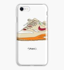 AM1 Kiss of death iPhone Case/Skin