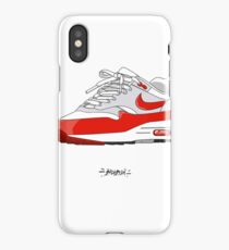 AM1 OG Red iPhone Case/Skin
