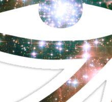 Kid Cudi Galaxy [Red]   Eye of Ra [Eye of Horus] Sticker