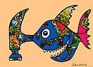 Berry Fish  by Juhan Rodrik