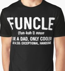 Funcle Definition Graphic T-Shirt