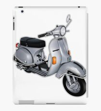 P200e vintage scooter - Imported to America in the 1980s. iPad Case/Skin