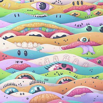 Psycake by artjaen