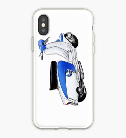 Scooter T-shirts Art: TV 175 Lambretta illustration iPhone Case
