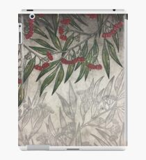 Red Gums Blossoming iPad Case/Skin