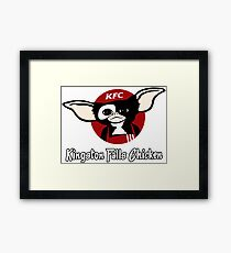 Kingston Falls Chicken Framed Print