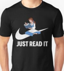 just read it t-shirts Unisex T-Shirt