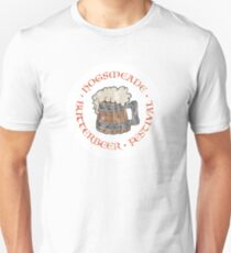 Butterbeer Festival (distressed) T-Shirt