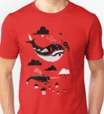 Badasses Roaming The Skies Unisex T-Shirt