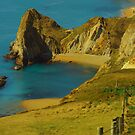 The coast by Anne Staub