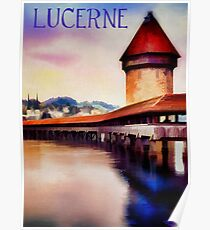 Lucerne Fairy Tale Poster