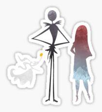 Family Inspired Silhouette Sticker