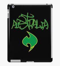 Australia Graffiti and Logo b iPad Case/Skin