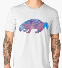 Woodchuck / groundhog / whistlepig Men's Premium T-Shirt