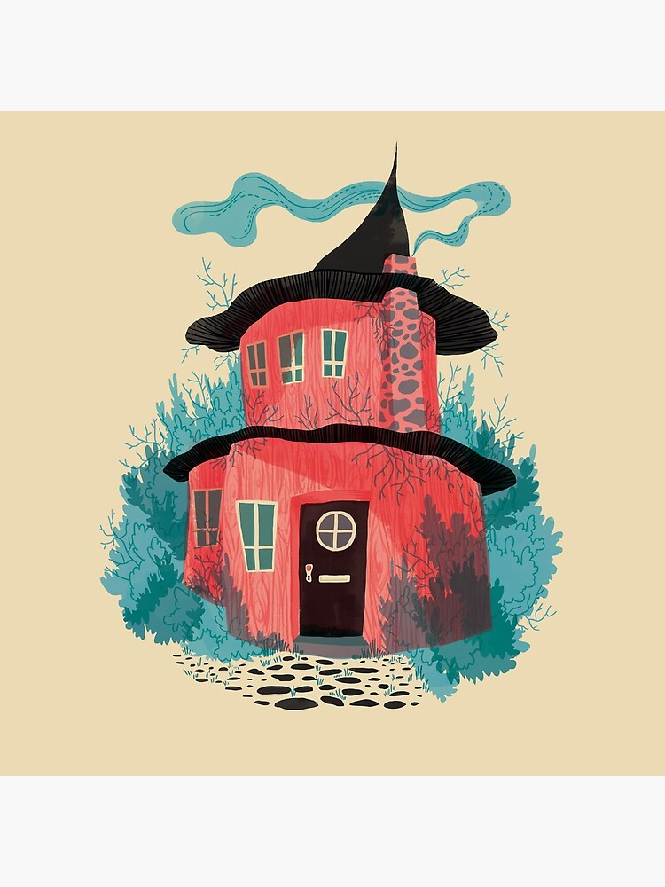 Woodland House by clairemabbett