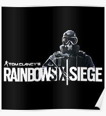 Rainbow Six Siege Poster