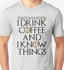 I Drink  T-Shirt