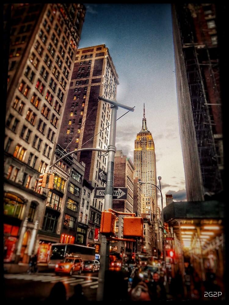 « J'ai vu New-York | 10 | » par 2G2P