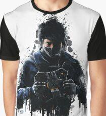 Echo Graphic T-Shirt