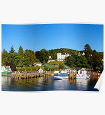Bowness on Windermere (Toytown 2) Poster