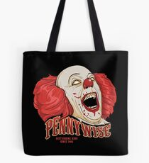 PENNYWISE - DISTURBING KIDS SINCE 1986 Tote Bag