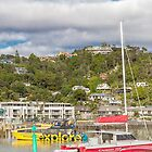 Paihia, Bay of Islands, New Zealand by Elaine Teague