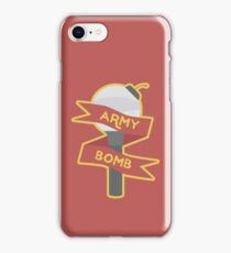 army bomb! iPhone Case/Skin